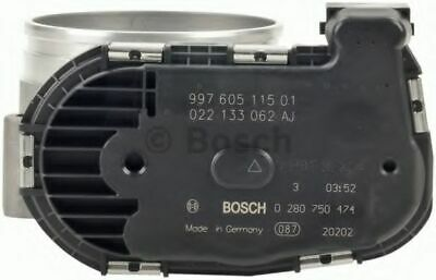 PORSCHE PANAMERA 970 3.6 Throttle Body 13 to 16 Bosch Top Quality Replacement