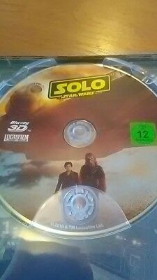Star Wars Story : Solo blu-ray 3D