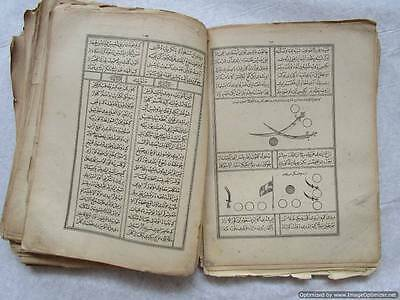 Turkey Ottoman Empire, one of the rarest Islamic books worldwide - illustrated!