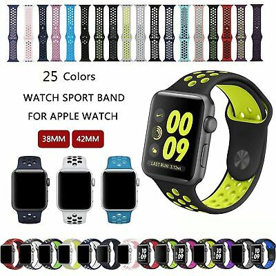 Replica Nike Watch Straps For Apple Watch Series 1/2/3/4 38mm/40mm 42mm/44mm UK