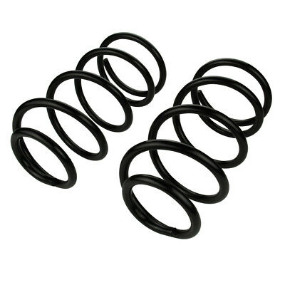 Coil Spring Set Front Moog 80170 Fits 00 05 Ford Focus