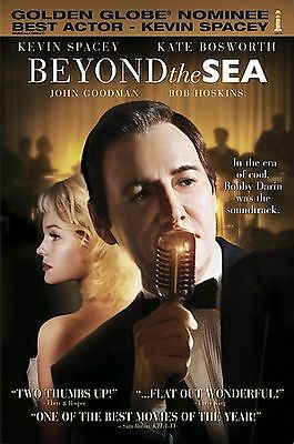 Beyond the Sea (DVD, 2005), Very Good Condition