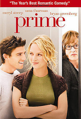 Prime (DVD, 2006, FULL FRAME) - **DISC ONLY**