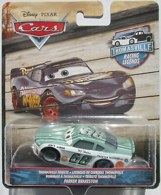 Voiture Disney Pixar Cars Thomasville Parker Brakeston