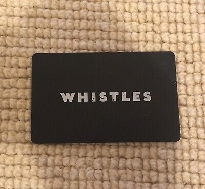 Whistles £40 Gift Card - In-Store Only