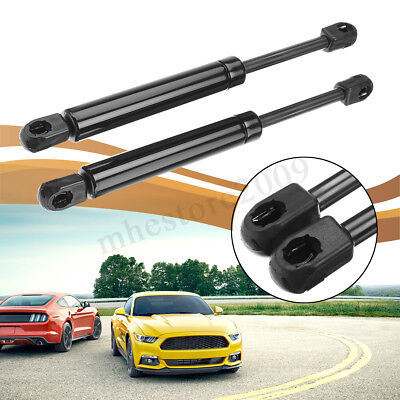 Two Front Hood Lift Supports Strut Prop Rod Arm Damper For 89-97 T-Bird Cougar
