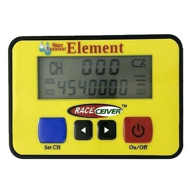 RACEceiver Element Rechargeable Water and Dust Resistant raceceivers