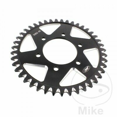 Honda CB 650 F 2016 43 Teeth JMP Black Aluminium Rear Sprocket