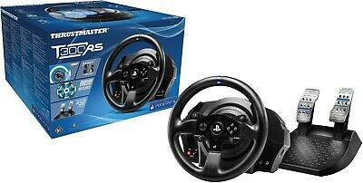 4a7004bc341 Thrustmaster T300 RS Officially Licensed PS4/PS3 Force Feedback Racing Wheel  NEW