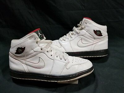 hot sale online 4539d ff16f Nike AIR Jordan 1 Retro Cinco De Mayo White Basketball Shoes (136065-107)