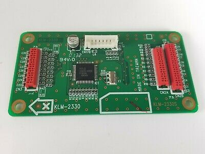 KORG TRITON LE Synthesizer KLM-2330 Control Board Replacement parts
