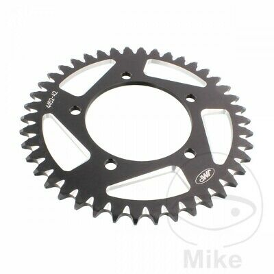 JMP Black Aluminium Rear Sprocket (42 Teeth) Aprilia RSV 1000 R 2006