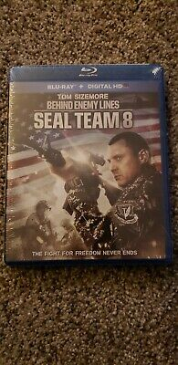 SEAL TEAM 8: Behind Enemy Lines (DVD, 2014) - $3 46 | PicClick