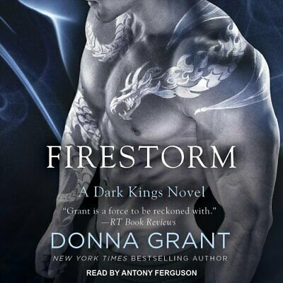 Firestorm by Donna Grant (CD-Audio, 2017)