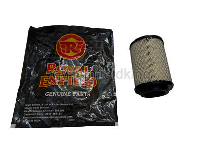2 Pcs Royal Enfield Himalayan Air Filter Element #587343