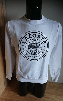 48f17b40730 PULL LACOSTE HOMME Taille XS - EUR 15