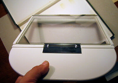 Visual Teaching Aid Overhead Projector Tool Denoyer Geppert Company Flipatran