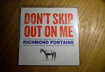 RICHMOND FONTAINE - Don`t Skip Out On Me - rare first press CD