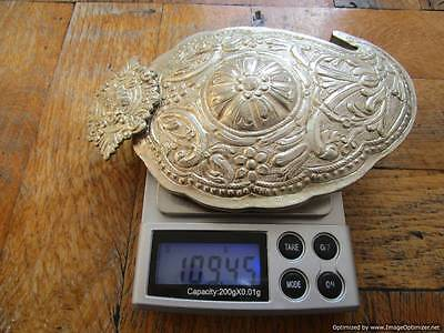 Turkey Ottoman Empire, rare silver buckle late 18th, early 19th century - RRR!!!