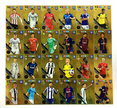 2019 PANINI ADRENALYN XL FIFA 365 - LIMITED EDITION rare * made in italy *