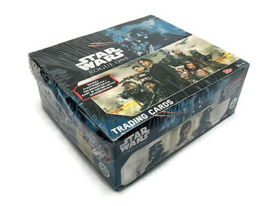 Topps Star Wars ROGUE ONE cards - new sealed BOX 36 boosters