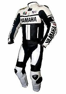 Top Quality Yamaha Motorbike Leather Suits Motogp Motorcycle Leather Suits