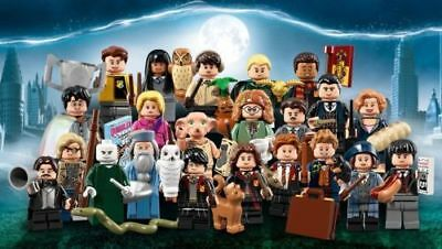 LEGO Minifigures Harry Potter Fantastic Beasts 71022 Choose Your Figure SEALED