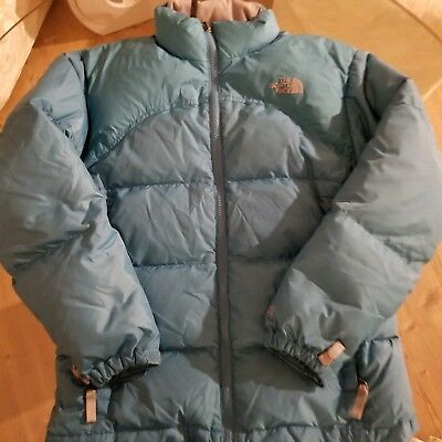 THE NORTH FACE 600 Down Puffer Jacket Girls Size XL Pink -  35.99 ... 179971995