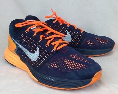 new concept 703b7 bae48 NIKE LUNARGLIDE 7 Size 14 US Men's Running Shoes 747355-400