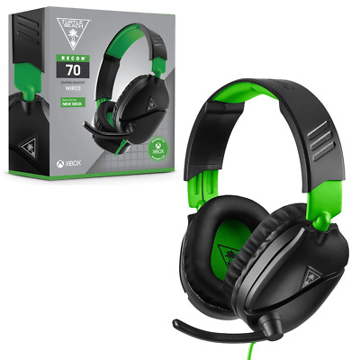Turtle Beach Turtlebeach Recon 70X Gaming Headset for Xbox One NEW