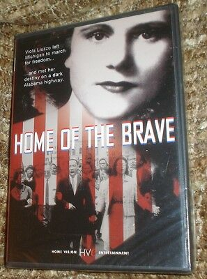 Home Of The Brave (DVD, 2005, Special Edition),NEW & SEALED, VERY RARE, REGION 1