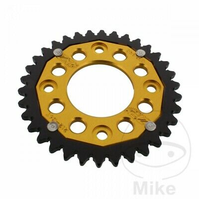 ZF Dual Gold Rear Sprocket (34 Teeth) Honda MSX 125 2013
