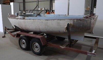 Klinker boat 16 ft resto! PRICE DROP!