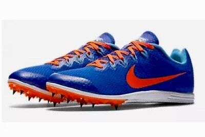 low priced d43c9 e3d56 Nike Zoom Rival D 9 Men s Spikes Track Field Racing 806556 484 Blue Size 11