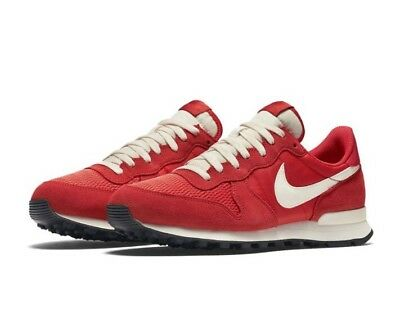 best sneakers 55e1c 520b1 Nike Internationalist Retro Men s Running Shoes Red 828041 611 Size 7