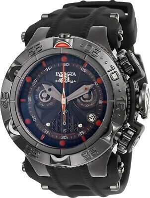 Invicta 26171 Star Wars Men's 50mm Chronograph Black-Tone Steel Black Dial Watch