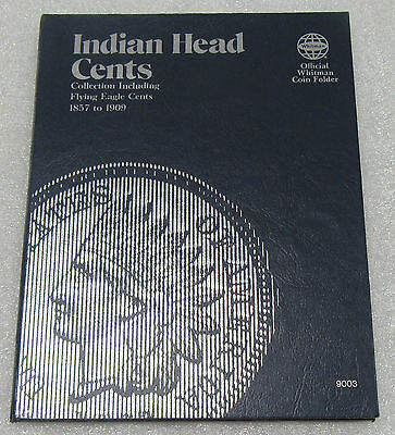 1858 - 1909 Indian Head Cents / Flying Eagle - Includes Some Better Dates