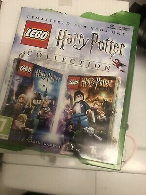 XBox One Harry Potter Collection Game UK Version NOT US