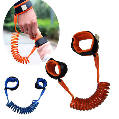 Baby Safety Wrist Link Toddler Anti Lost Harness Leash Straps Child Rope Walking