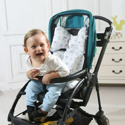 Newborn Infant Baby Stroller Liner Head Cushion Body Support Buggy Car Seat