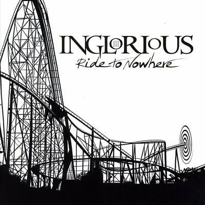 Inglorious - Ride To Nowhere   Cd New+