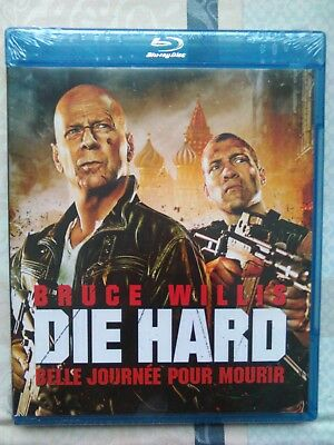Die Hard : belle journée pour mourir , blu-ray neuf sous blister