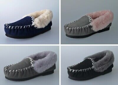 UGG Moccasins 12 colors Unisex 100% Premium Australian  Sheepskins  Slippers