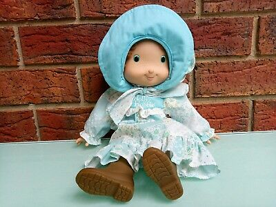 Holly Hobbie Vintage 1997 Knickerbocker Doll Collectible Girls Toy