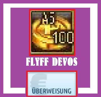 [ TOP ] FLYFF / FLY FOR FUN 100 Perins - Server Devos