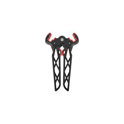New TruGlo Bow Jack Mini Wide Folding Compound Bow Stand Black//Red Model#TG393BR
