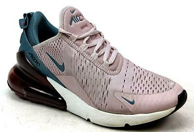 official photos a66bb 1ae83 Mens Nike Air Max 270 Lilac Knit Mesh Running Active Sports Trainers Uk  Size 6