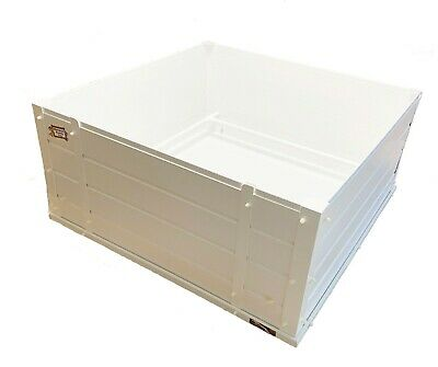 "Dog Puppy Whelping Box Medium 30"" x 30"" x 16.5""H Deluxe,  Plastic , Breeding Box"