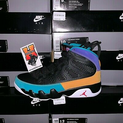 100% authentic 7ddd4 c25d9 2019 AIR JORDAN 9 RETRO DREAM DO IT NOSTALGIA CONCORD 302370-065 Sz 4Y
