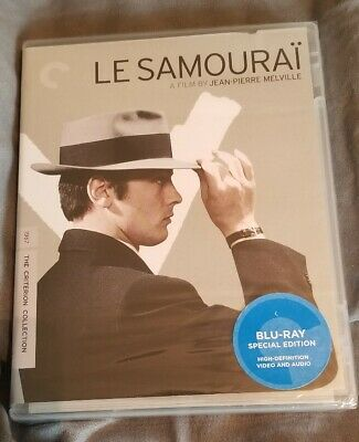 Criterion Collections Brcc2828 Le Samourai (Blu Ray) (Ws/1.85:1) New- Free Ship
